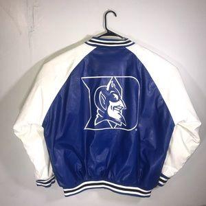 Steve and Barry's Duke Blue Devils Varsity Jacket
